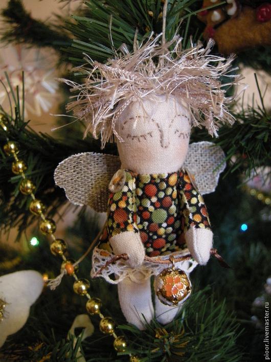 Куклы Тильды ручной работы. Ярмарка Мастеров - ручная работа. Купить Ангелы-малютки. Handmade. Ангелы, текстильная кукла