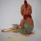 Куклы и игрушки ручной работы. Ярмарка Мастеров - ручная работа Петушок Коша. Handmade.