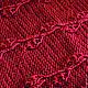 Knitted scarf - Snus Salsa, Snudy1, Minsk,  Фото №1