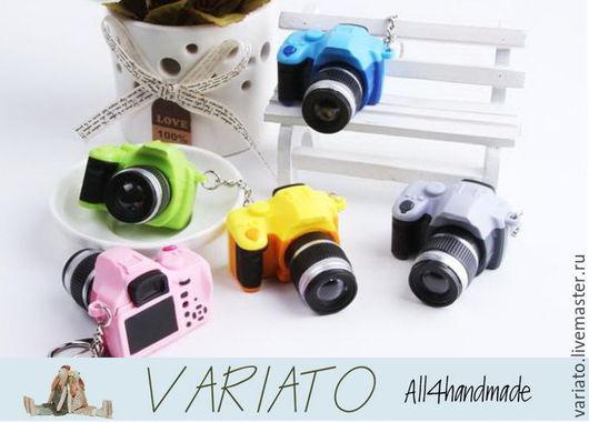 Куклы и игрушки ручной работы. Ярмарка Мастеров - ручная работа. Купить Фотоаппарат для кукол 5 см. Handmade. Фотоаппарат