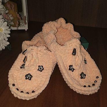 """Обувь ручной работы. Ярмарка Мастеров - ручная работа Мокасины """"абрикоски"""". Handmade."""