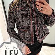 Одежда handmade. Livemaster - original item chanel jacket. Handmade.