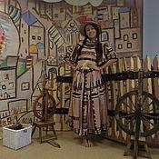 Одежда ручной работы. Ярмарка Мастеров - ручная работа Плетёное лукошко. Handmade.