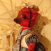 """Куклы и игрушки ручной работы. Ярмарка Мастеров - ручная работа Мишка """"Маруся-морячка"""" (уже со скидкой). Handmade."""