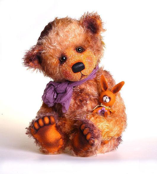 """Куклы и игрушки ручной работы. Ярмарка Мастеров - ручная работа. Купить выкройка мишки """"Бати"""". Handmade. Авторская выкройка"""