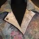 Верхняя одежда ручной работы. Куртка  валяная женская  Райский сад. Sorokina Nadejda. Ярмарка Мастеров. Нунофелт