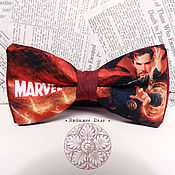 Аксессуары handmade. Livemaster - original item tie doctor strange/ marvel/ doctor strange/ superhero. Handmade.