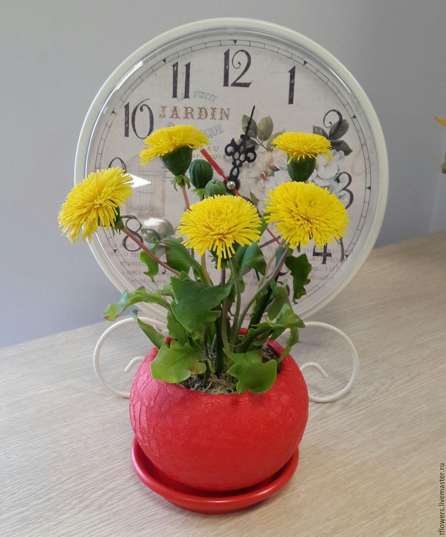 Купить одуванчики цветы в москве живые цветы херсон