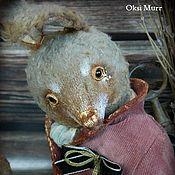 Куклы и игрушки ручной работы. Ярмарка Мастеров - ручная работа Заяц Нап. Handmade.