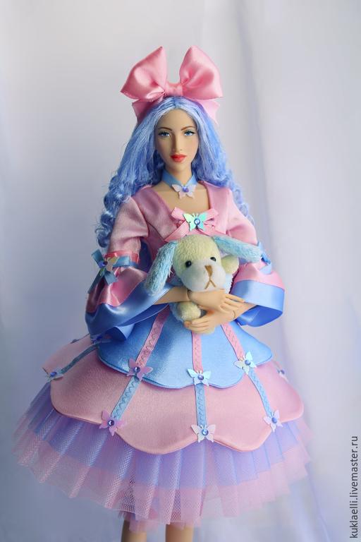 Повзрослевшая Мальвина, Куклы и пупсы, Екатеринбург,  Фото №1