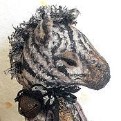 Куклы и игрушки ручной работы. Ярмарка Мастеров - ручная работа Зебр Квези (Kvezi). Handmade.