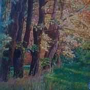 Картины и панно ручной работы. Ярмарка Мастеров - ручная работа Осень. Handmade.