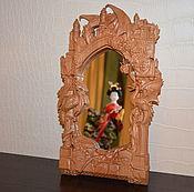 Для дома и интерьера ручной работы. Ярмарка Мастеров - ручная работа зеркало Игра престолов. Handmade.