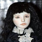 Куклы и игрушки ручной работы. Ярмарка Мастеров - ручная работа Шарнирная кукла Камила. Handmade.