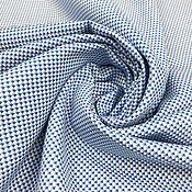 Материалы для творчества handmade. Livemaster - original item Shirt cotton jacquard art. 28.0016. Handmade.
