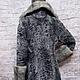 Верхняя одежда ручной работы. Пальто из каракуля swakara .. Elena. Ярмарка Мастеров. Каракуль, пальто, зимняя одежда, каракуль