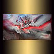 Картины и панно ручной работы. Ярмарка Мастеров - ручная работа Картина, Абстрактная живопись, современное искусство. Handmade.