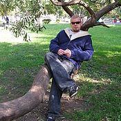 "Одежда ручной работы. Ярмарка Мастеров - ручная работа Утепленная куртка-пальто ""БРУТАЛКА"". Handmade."