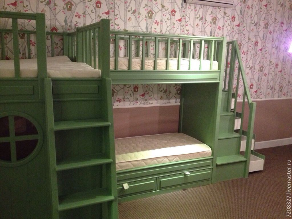 Bunk bed with play area underneath 28 images kids bed for Kids bed with play area