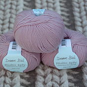 Материалы для творчества handmade. Livemaster - original item Debbie Bliss Rialto 4Ply Lilac. Handmade.