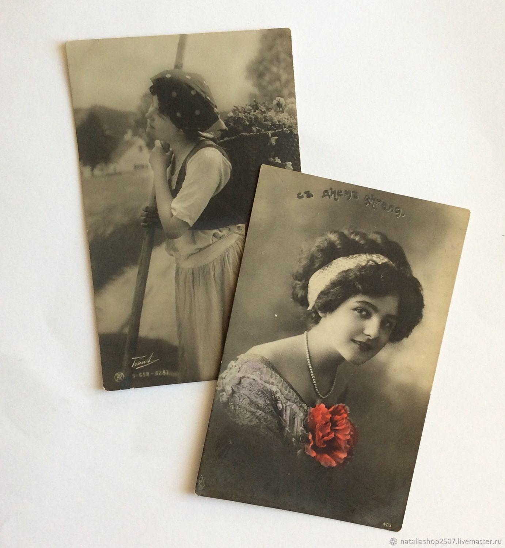 открытки почтовые до 1917 года сезон отдыхающие районе