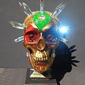 Дизайн и реклама ручной работы. Ярмарка Мастеров - ручная работа Balatro(стилизованный череп). Handmade.