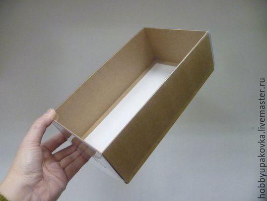 Упаковка ручной работы. Ярмарка Мастеров - ручная работа. Купить Коробка 25х14х8 см ( упаковка игрушек, кукол, сувениров). Handmade.