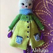 Куклы и игрушки ручной работы. Ярмарка Мастеров - ручная работа Зайка Майя. Handmade.