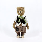 Stuffed Toys handmade. Livemaster - original item Bear Philip. Handmade.