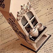 Houses handmade. Livemaster - original item Tea house