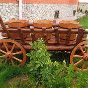 Для дома и интерьера handmade. Livemaster - original item The cart garden decorative big. Handmade.