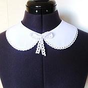 Аксессуары handmade. Livemaster - original item The collar is detachable. Handmade.
