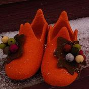 """Обувь ручной работы. Ярмарка Мастеров - ручная работа """"Дикая смородина"""".... Handmade."""