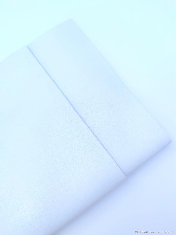 Белый. Кожа, Кожа, Тула,  Фото №1