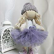 Куклы Тильда ручной работы. Ярмарка Мастеров - ручная работа Интерьерная кукла. Handmade.