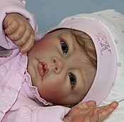 Куклы и игрушки ручной работы. Ярмарка Мастеров - ручная работа малышка из молда Luca от Elly Knoops. Handmade.