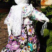 Куклы и игрушки ручной работы. Ярмарка Мастеров - ручная работа Народная кукла Берегиня Казачка. Handmade.