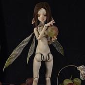 "Куклы и игрушки handmade. Livemaster - original item Porcelain ball jointed doll ""Annie #2"". Handmade."