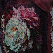 """Одежда ручной работы. Ярмарка Мастеров - ручная работа Жакет валяный """"Барокко-2"""". Handmade."""