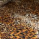 Шитье ручной работы. Шерсть  плательная  ICEBERG леопард. Итальянские ткани от  МОДНЫХ ВМЕСТЕ. Интернет-магазин Ярмарка Мастеров.
