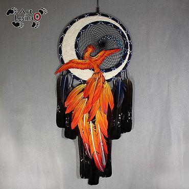 Feng Shui handmade. Livemaster - original item Wall dream catcher