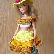 Куклы и игрушки ручной работы. Ярмарка Мастеров - ручная работа Пляжный комплект. Handmade.