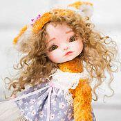 Куклы и игрушки ручной работы. Ярмарка Мастеров - ручная работа Тедди долл Фиона. Handmade.