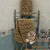 Для дома и интерьера handmade. Livemaster - original item Eco kit for baths from jute. Handmade.