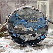 Сумки и аксессуары handmade. Livemaster - original item Japanese handbag