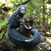 Куклы и игрушки ручной работы. Ярмарка Мастеров - ручная работа кукла Mordre(Укус). Handmade.