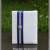 Свадебный салон handmade. Livemaster - original item The location for the certificate with brooch