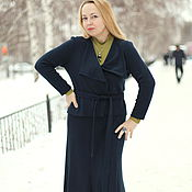 """Одежда handmade. Livemaster - original item Knitted suit """"Urban chic with a skirt-""""year"""". Handmade."""