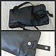 Backpack leather art.1-313. Classic Bag. leather handbags handmade (i07s03v). My Livemaster. Фото №5