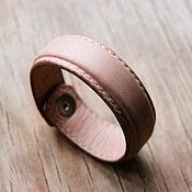Мужской кожаный браслет из кожи браслет мужской кожаный женский
